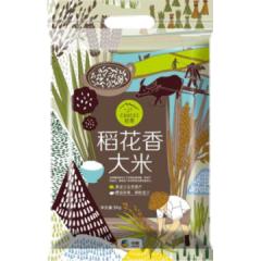 福临门稻花香 大米 5kg*4 中粮