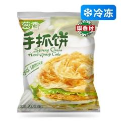 潮香村葱香手抓饼900g/袋