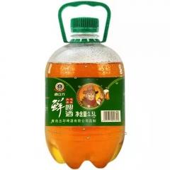 酒立方鲜啤酒(头道原浆)1.5L/瓶