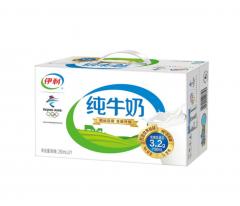 伊利纯牛奶250ml*21盒/提