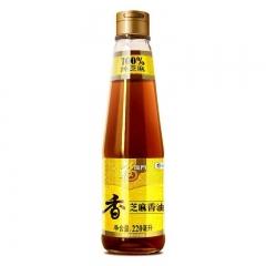 福临门芝麻香油220ml/瓶