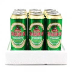 青邑特质啤酒500ml*9罐/包