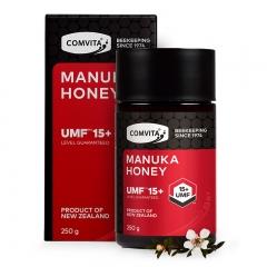 康维他(COMVITA)麦卢卡花蜂蜜(UMF15+)250g(新西兰原装进口)