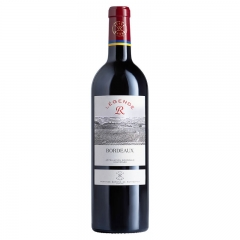 拉菲(LAFITE)传奇波尔多 赤霞珠干红葡萄酒 750ml单瓶装 法国进口红酒
