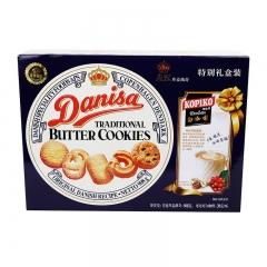 皇冠丹麦曲奇饼干908G罐装 [206203]