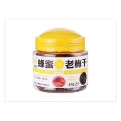 梅饴馆蜂蜜1/1老梅干55G