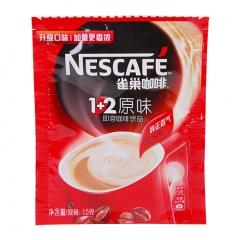 15g72袋装雀巢咖啡1+2原味5115