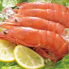 阿根廷红虾  (8头/斤,4斤/盒,6盒/箱 )