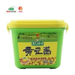 欣和葱伴侣黄豆酱800G  12/箱