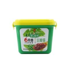 欣和葱伴侣六月香豆瓣酱800G  12/箱