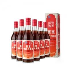 张裕中亚至宝三鞭酒 500*12/箱