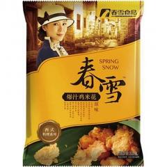 春雪 爆汁鸡米花  箱/10袋   18元/袋