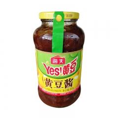 海天黄豆酱800g*6瓶/箱