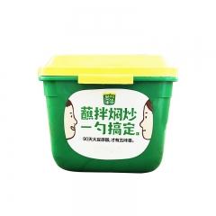 欣和葱伴侣六月香豆瓣酱800g*12盒/箱
