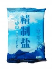 康盐之家 加碘精制盐 400g*50袋/箱