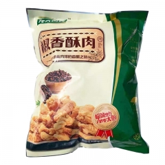 龙大椒香酥肉1kg/袋*10袋/箱