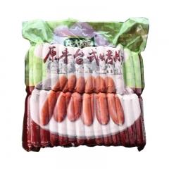龙大原香台式烤肠38g*50根/袋*6袋/箱