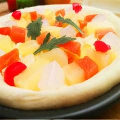 披萨9寸系列 缤纷水果 生披萨