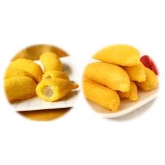 阿诺脆皮香蕉 糕点 320g/袋