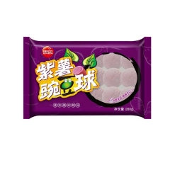 思念紫薯豌豆球     280g/袋
