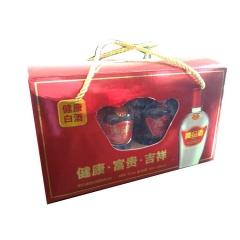 黄金酒52°120ML小酒* 8瓶装