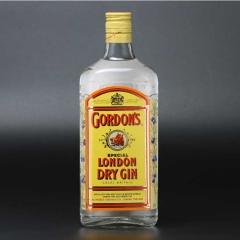 哥顿金酒750ml