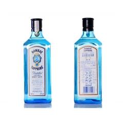 孟买蓝宝石金酒750ml