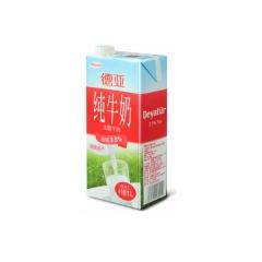 德亚全脂牛奶1L