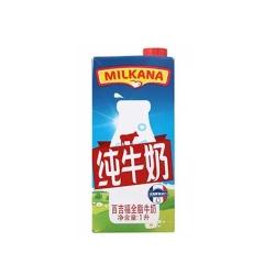 百吉福全脂牛奶1L