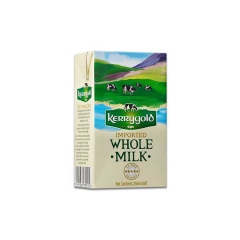 金凯利全脂牛奶250ml
