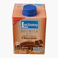 力大狮豆奶500ml 巧克力味