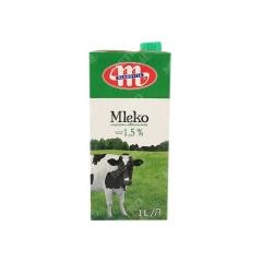 妙可维部分脱脂牛奶1L