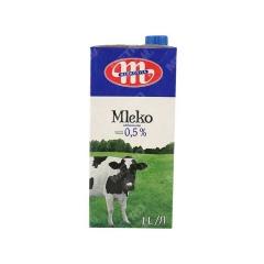 妙可维脱脂牛奶1L