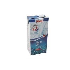 牧牌全脂牛奶3.5% 1L(带盖)