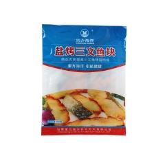 东方海洋盐烤三文鱼块 250g
