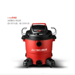 小狗桶式工业宾馆大功率除尘器D-805