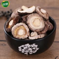 【双塔 香菇干货】花菇菌菇野生蘑菇农家山珍小香菇买1送1共500g
