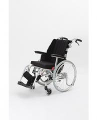 DERRAREII树脂材料轮椅
