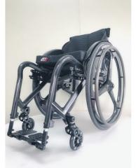 Zenith-XC超轻型折叠式轮椅