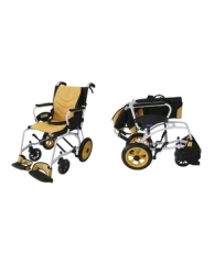 辅助式轮椅