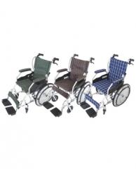 简单自行式轮椅