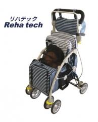 可水洗轮椅