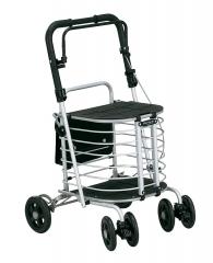 铝合金步行车可承重80kg