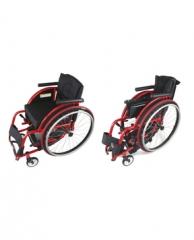 体育简式轮椅