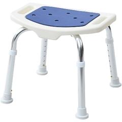 山善(YAMAZEN)浴室用防水防滑椅子