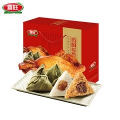 喜府粽香鸡礼盒  喜旺  粽子