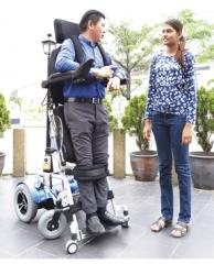 Phoenix II电动轮椅