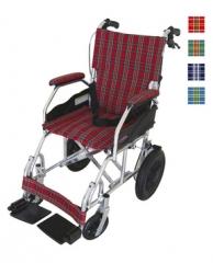 超轻可折叠辅助轮椅
