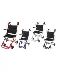 辅助型简式轮椅