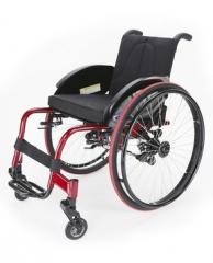 高级减震轮椅